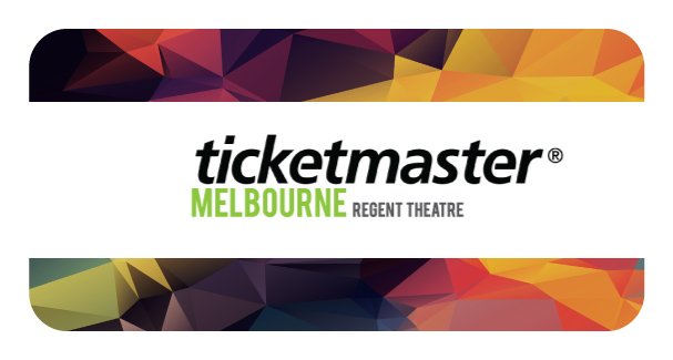 Ticket for Melbourne